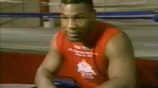 mike tyson's height and what it means to him
