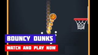 Bouncy Dunks · Game · Gameplay