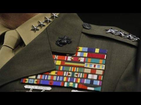 America's Generals Salute Audie Murphy ~~~ Presidential ...