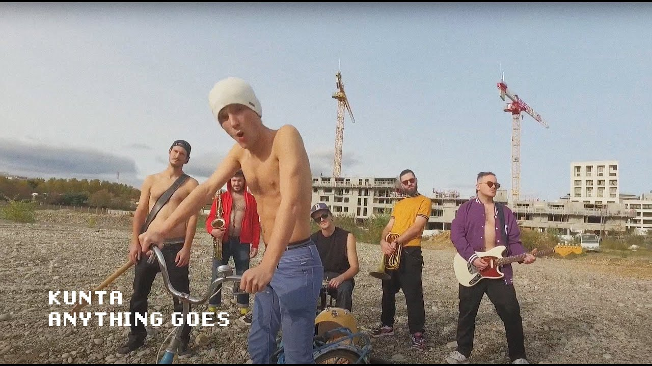 Download KUNTA - Anything Goes [Official video]