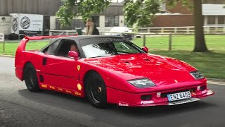 The Most AMAZING Show of FAKE Supercars!