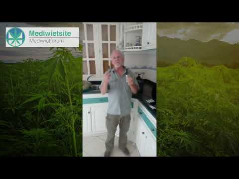 Rick Simpson on CSC Hollands cannabisoil while in Morocco