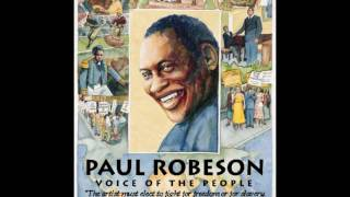 Paul robeson here i stand documentary