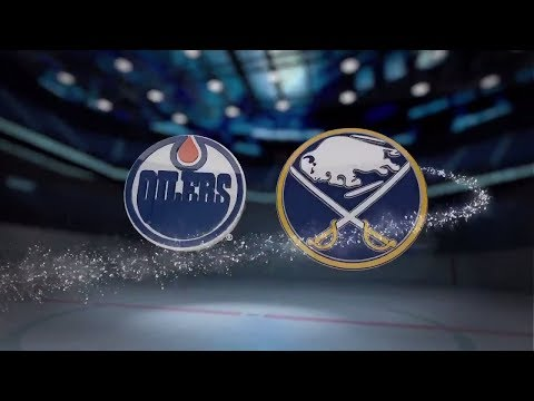 Edmonton Oilers vs Buffalo Sabres - November 24, 2017 | Game Highlights | NHL 2017/18. Обзор матча