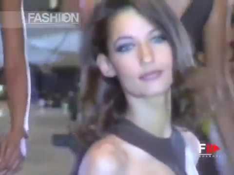 GIANNI VERSACE Spring Summer 1991 Milan - Fashion Channel