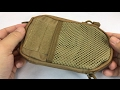 Small Fatty Pocket Tactical EDC Waist Pouch Bag by Enjoydeal review