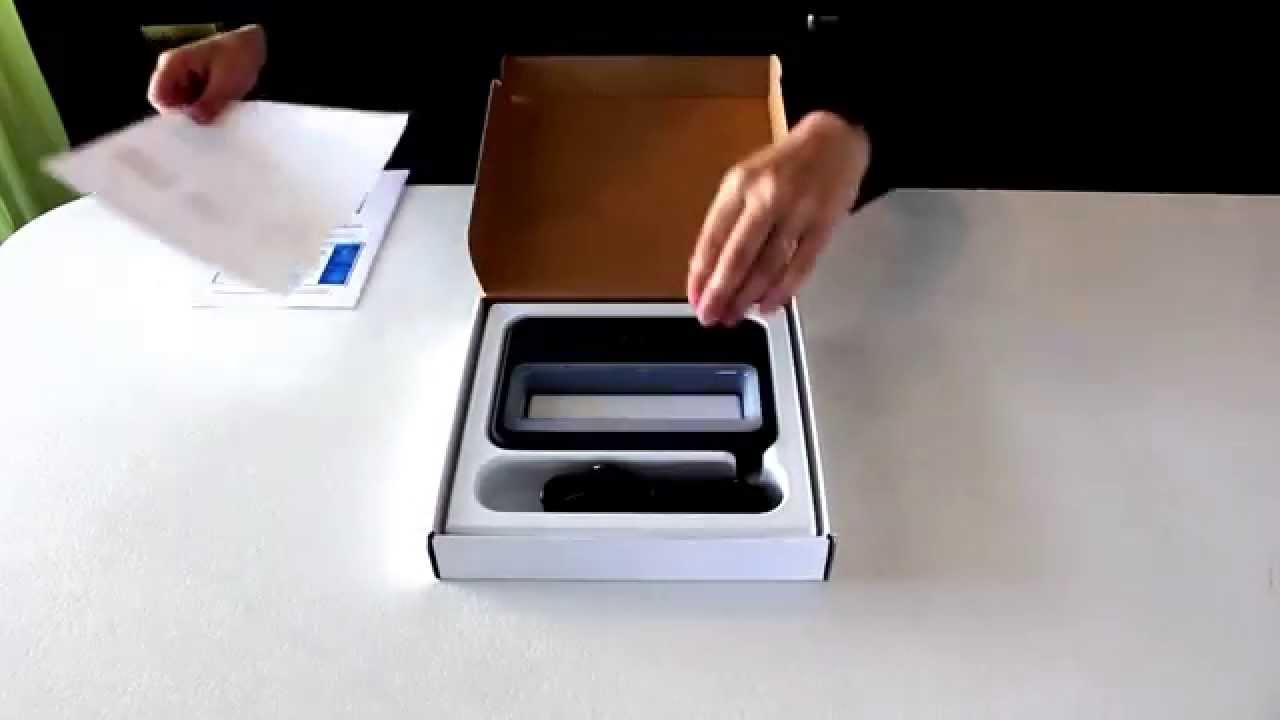 cubify sense 3d scanner unboxing by youtube. Black Bedroom Furniture Sets. Home Design Ideas
