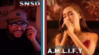Girls' Generation - All My Love Is For You LIVE REACTION!!! | I Needed Jessica LOL #TakeMeBack