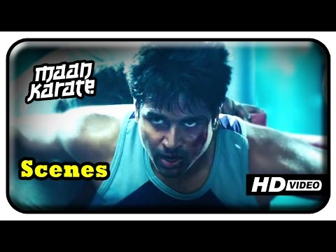 Maan Karate Tamil Movie - Sivakarthikeyan Wins The Boxing Match | Climax Scene