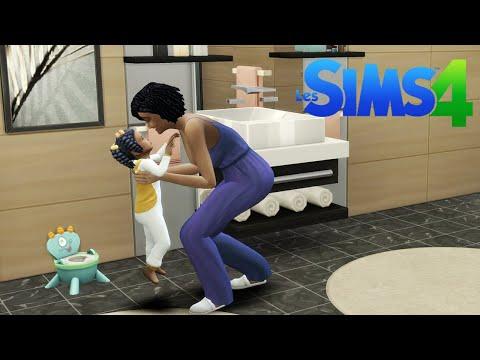 Journée D'une Maman :Garderie Et Véterinaire Pour Le Chat Sims 4 Mom And Baby Daycare Pet Hospital