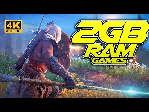 TOP 5 PC GAMES FOR 2GB RAM   Best Low End PC Games 2020  