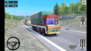 Indian Truck Offroad Cargo Drive Simulator 2 || Android Gameplay screenshot 3