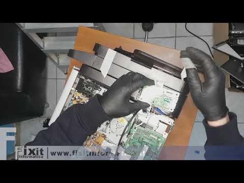 Samsung Xpress C480FW sostituzione fusore. Fuser Replacement