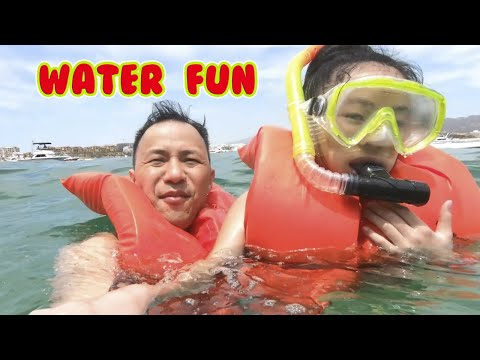 Disney Cruise Adventure Water Challenge Fun   FunTV Family Vacation
