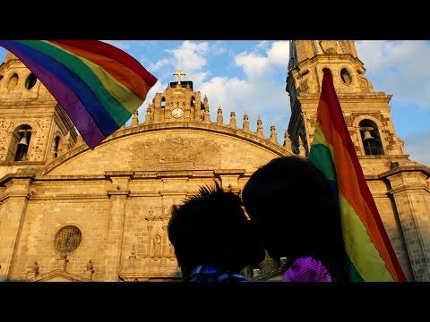 Legalizan matrimonio homosexual en todo México