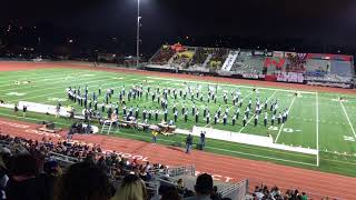 California High School Entertainment Unit Band Jamboree 2017