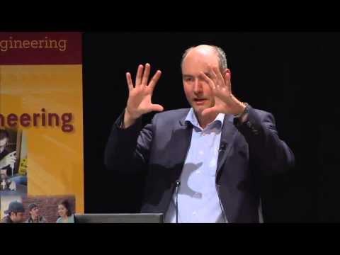IMA Public Lectures: The Evolution of Cooperation: Why We Need Each Other to Succeed; Martin Nowak