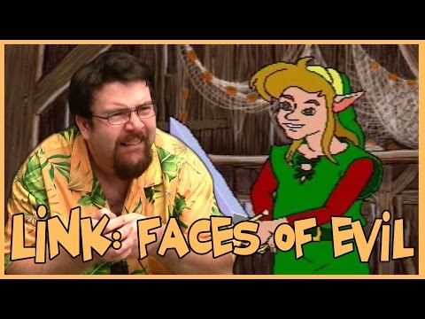 Joueur du Grenier - Link : Faces of Evil - Philips CD-I