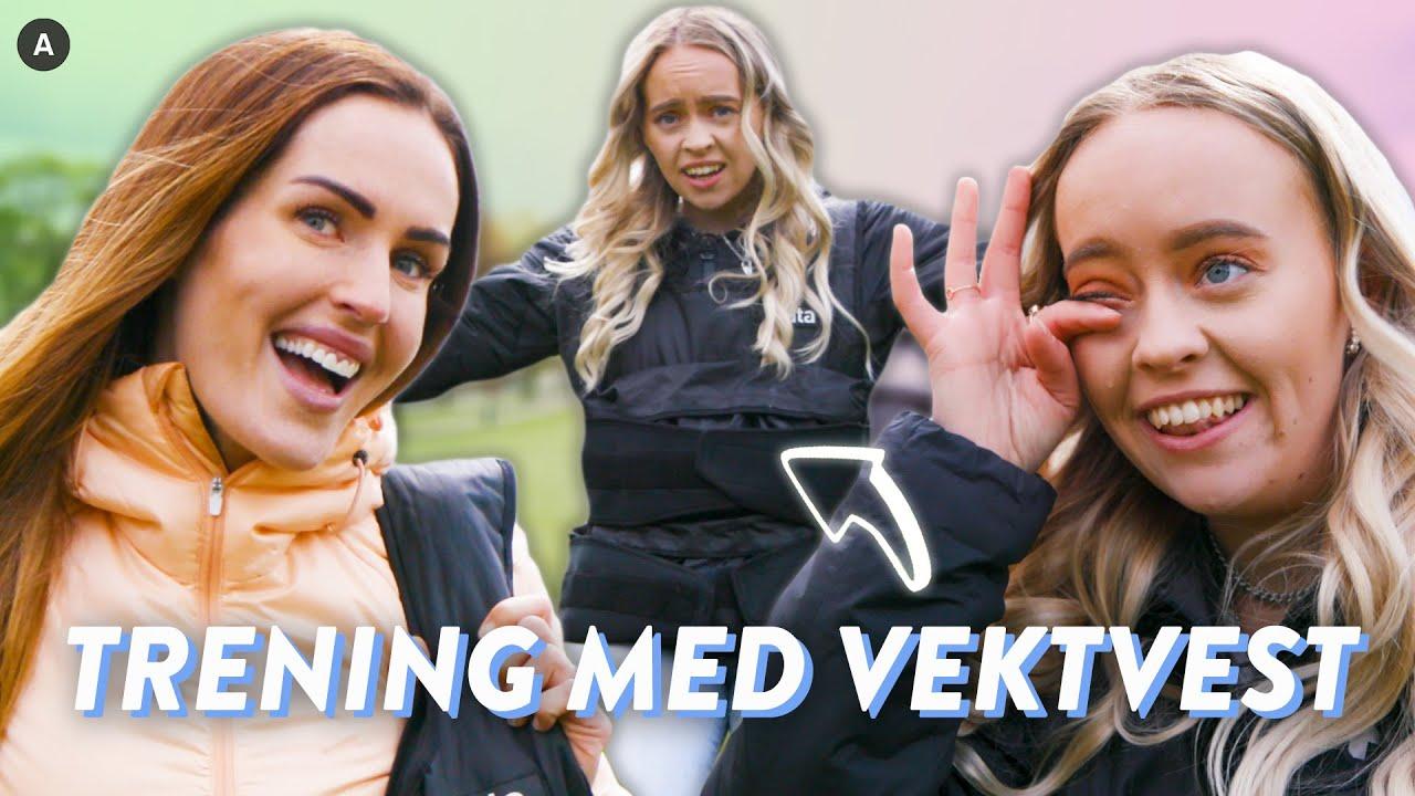 Sara Som Brannkonstabel!?// HU' DER #4