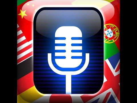 Голосовой переводчик для Андроид (Speech Translator)