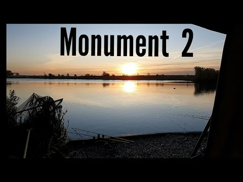 Autumn Carp Fishing .Monument 2 . Search For A Day Ticket 40