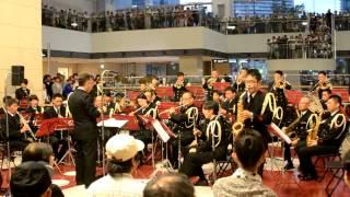 青春の輝き/海上自衛隊 東京音楽隊 2012.10.13