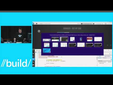 Build 2014 Internet Explorer 11's Developer Tools, F12, Just Got Nicer Again