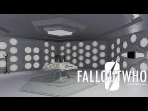 Fallout Who (Fallout 4) Episode 1 Getting the Tardis and setting out