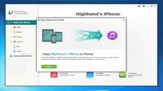 Transfer Music from iPhone to iTunes Easily