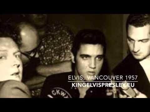 Elvis Presley - Press - Vancouver 31 august, 1957