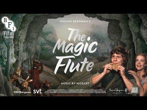 Ingmar Bergman's The Magic Flute - new trailer | BFI