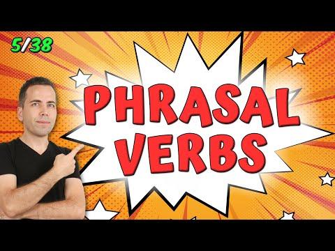 Phrasal Verbs 5/38: Buckle Up, Bump Into, Burn Down, Burst Into, Call Back, Call For