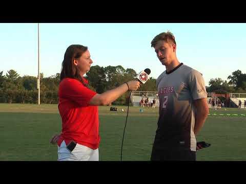 CarsonNewman Men's Soccer: Sam Jenkins Recaps Newberry 91617