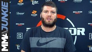 Bellator 225: Rudy Schaffroth full pre-fight interview