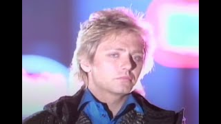 Benjamin Orr - Stay the Night (Official Music Video)