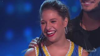 Mackenzie Ziegler & Sage Rosen - DWTS Juniors Episode 2 (Dancing With The Stars Juniors)