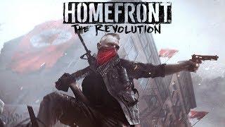 Homefront The Revolution. Прохождение №6. Агрессивное расширение. Голиаф заработал. Глючная техника.