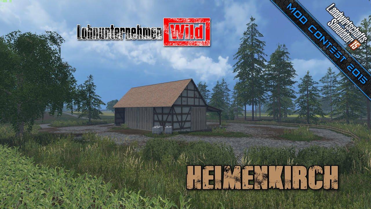 Mod Contest Heimenkirch V Von Lohnunternehmen Wild - Southern norway map ls15