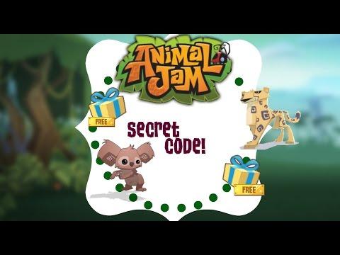 Animal Jam: Secret Code!!