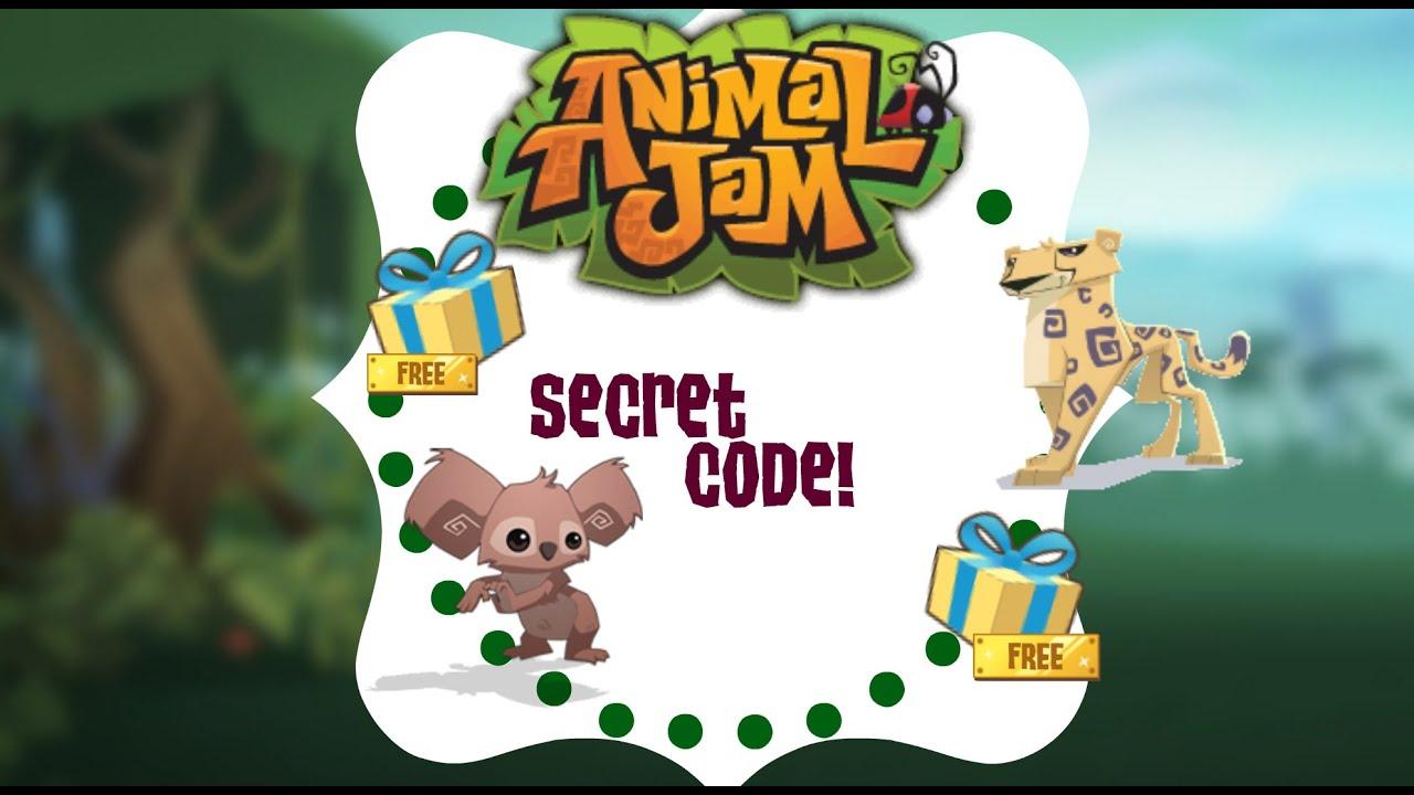 Animal Jam: Secret Code!! - YouTube