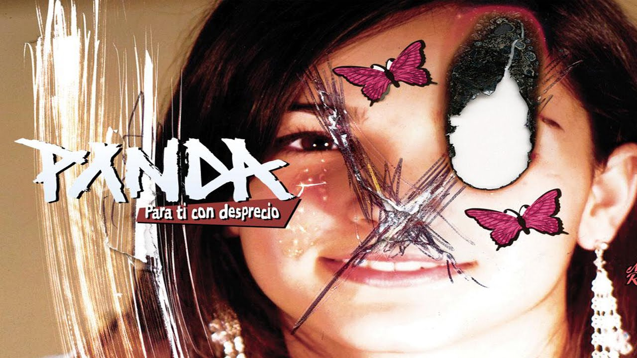 Panda para ti con desprecio by panda amazon. Com music.
