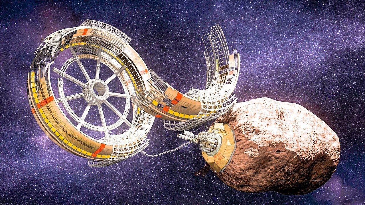 10 เทคโนโลยีอวกาศสุดเจ๋งที่คุณจะต้องทึ่ง