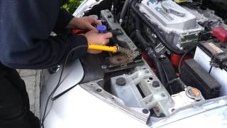 Nissan Leaf 01 : Chademo Hacking