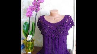 Платье Леонора по мотивам Ванессы Монторо   Knit Crochet Dress