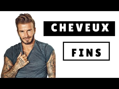 Cheveux Fins Homme - Nos Conseils - SOStyle