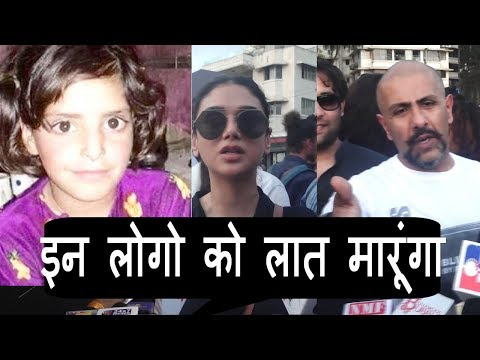 Angry bollywood celebrities Justice For asifa