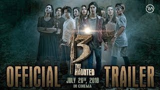 OFFICIAL TRAILER 13 THE HAUNTED
