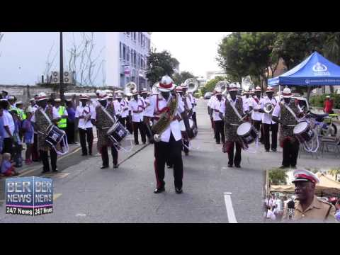 Royal Bahamas Police Force Band, October 8 2014