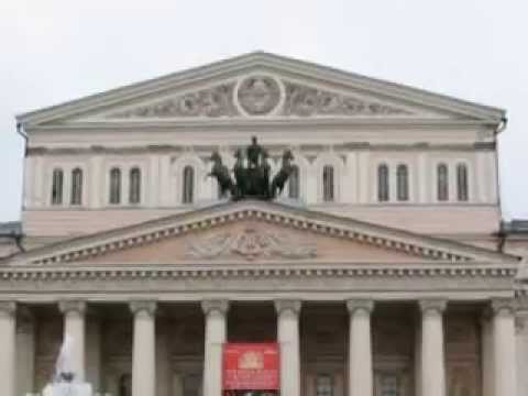 Tours-TV.com: Bolshoi Theatre