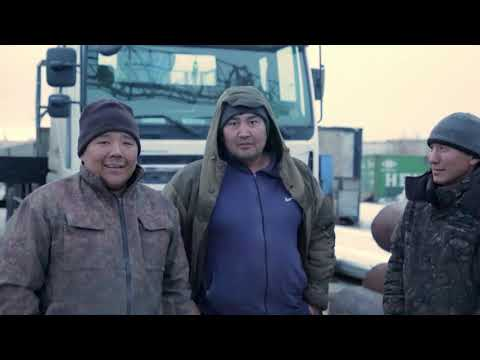 дальнобой зимник 2019. ICE ROAD TRUCKERS YAKUTIA RUSSIA 2019